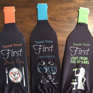 Other - Wine bottle covers